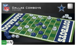 "NFL Dallas Cowboys  ""Helmet is King"" Checker Board Game - $24.30"