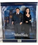 2000 COLLECTOR EDITION ADDAMS FAMILY GIFTSET BARBIE ADAMS - $99.99