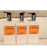 3 BATH & BODY WORKS MANDARIN OAK BODY Lotion 11.6 OZ C.O.BIGELOW - $39.59