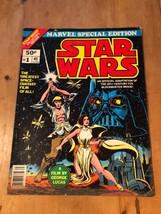 HUGE MARVEL COMICS - STAR WARS (1977) FN+ (MARVEL SPECIAL EDITION) #1 - $47.88