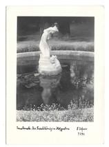 Austria Innsbruck Frog King Hofgarten Sculpture A Defner Photo Postcard ... - $9.95