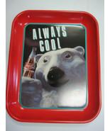 Coca Cola Bear  Metal  Tray - New - Replica  CC-3 - $11.39