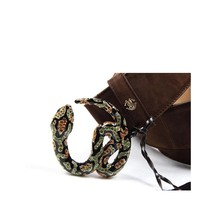 Brown S Roberto Cavalli Limited Edition Snake b... - $671.43