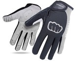 Unisex Cycling Gloves Sports Full Finger Anti Slip Gel Pad Motorcycle Mittens