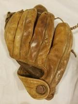 Alvin Al Dark Vintage 1950s Baseball Glove Mitt MLB USA Braves Giants Cubs Cards - $48.99