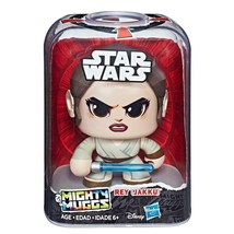 Mighty Muggs - REY (JAKKU) - Hasbro Star Wars - $8.90