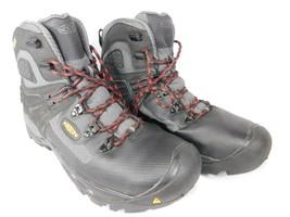 """Keen St. Paul 6"""" Sz 8 M (D) EU 40.5 Men's WP Carbon Fiber Toe Work Boots... - €87,89 EUR"""
