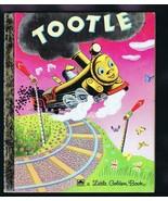 ORIGINAL Vintage Tootle Golden Book - $9.89