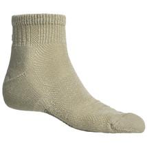 SmartWool Ultralight Hiking 74% Merino Wool Mini Quarter-Crew Socks  - $12.99