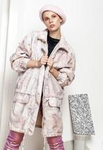 Windbreaker jacket - 90s vintage pastel parka - $40.23