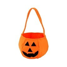Pumpkin Halloween Trick or Treat Bags by Hello Halloween | Traditional H... - €11,48 EUR
