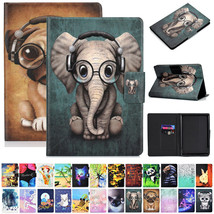 For Samsung Tab A 8.0 2019 SM-T290 T295 Leather wallet FLIP MAGNETIC case cover - $59.46