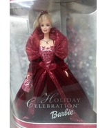 Mattel Special Edition Holiday Celebration Barbie 2002 Collection - bran... - $59.99