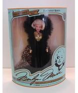 MARILYN MONROE DOLL 12 Fur Fantasy DSI American Beauty Classic  #5 LtEd ... - $59.99