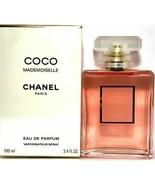 CHANEL COCO MADEMOISELLE Eau De Parfum Spray FOR WOMEN 3.4 Oz / 100 ml B... - $125.12