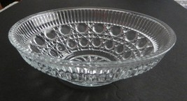 Indiana Glass Windsor / Royal Brighton Pattern Small Serving Bowl  - $12.86