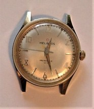 "1960's Helbros ""Invincible"" Watch Estate find Vintage Men's - $59.95"