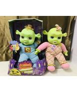 Dreamworks MGA Entertainment Shrek Laugh With Me Baby Felicia + Fergus D... - $297.00