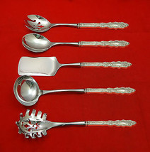 Luxembourg by Gorham Sterling Silver Hostess Set 5pc HHWS  Custom Made - $509.00
