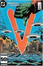 V TV Series Comic Book #5 DC Comics 1985 NEAR MINT - $4.50