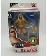 WWE Elite Collection Michael PS Hayes First Time in the Line Collectors ... - $32.55