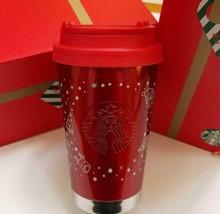 Starbucks Holiday 2018 Stainless Steel ToGo Tumbler - $81.96