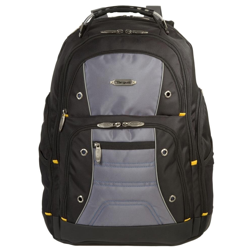 Targus Drifter TSB238US Carrying Case (Backpack) for 16 Notebook - Black, Gray -