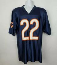 Chicago Bears Matt Forte Football Jersey Size L #22 Navy Blue - $39.59