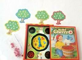 Hi Ho! Cherry-O Memory Classic Preschool Bookshelf Edition Game Hasbro MB - $13.72