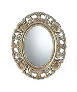 Koehler Home Decorative Gilded Oval Wall Mirror - $74.30