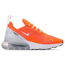 Nike Women's Air Max 270 (Total Orange/ White/ Black) Sizes 5-10 - $224.99