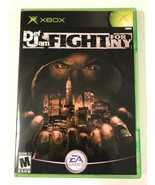 Def Jam Fight for New York - Xbox - Replacement Case - No Game - $7.91