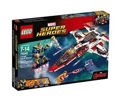 LEGO Super Heroes Avenjet Space Mission 76049 - $109.16