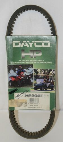 Dayco HP2021 All Terrain Vehicle Drive Belt One Sided 40 And Three Quarter Inch