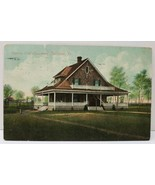 Lancaster Pennsylvania Country Club Rossmere 1911 to New Holland Postcar... - $3.95