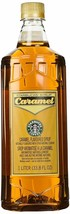 Fresh Starbucks Caramel Flavored Syrup 1 Liter 33.8 fl oz Bottle - $28.59