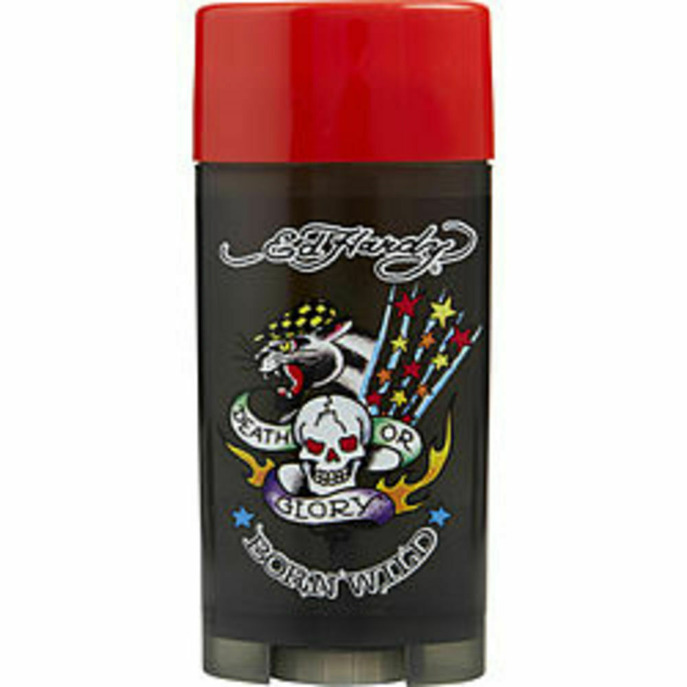 Primary image for Ed Hardy Born Wild Deodorant Stick Alcohol Free 2.75 Oz For Men