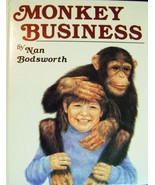 Monkey Business by Nan Bodsworth, Pre-owned-VG ... - $10.50