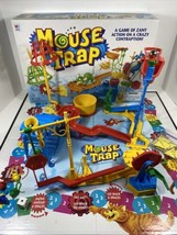 1999 Mouse Trap Game By Milton Bradley Complete In Great Condition FREE ... - $39.55