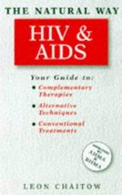 """HIV & AIDS (The """"Natural Way"""" Series) Chaitow, Leon - $14.42"""