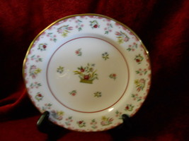 "Wedgwood Bianco williamsburg luncheon  plate 9 1/8"" - $26.68"