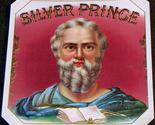 Silver prince cigar label 001 thumb155 crop