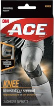 ACE Kinesiology Knee Support, Flexible Fiber, Pre-Cut Design Contours to... - $9.82
