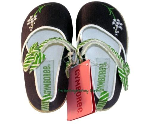 NWT Gymboree Dandelion Wishes Maryjanes Shoes HTF Sz 03