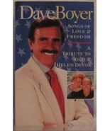 Songs of Love & Freedom: A Tribute to Rich & Helen DeVos [Audio Cassette... - $6.03