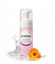 Betadine Feminine Wash Foam Daily Calendula 100ml for Dryness-Prone Skin GS - $16.90