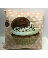 """Royal Deluxe Accessories Cupcake Plush Pillow, Free Shipping 11"""" - $10.19"""