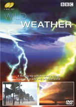 WILD WEATHER :DVD 2 Disc BBC Documentary Science New Shipping Worldwide ! - $23.97