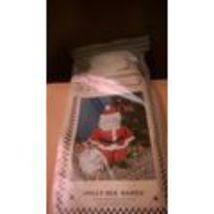 The Country Quayle Jolly Ole Santa Stick Puppet Doll Pattern - $7.00