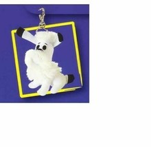Idefix plush key ring Asterix Collection